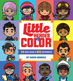 Little Heroes of Color Book