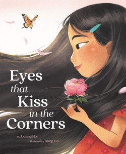 Eyes that Kiss the Corners Book