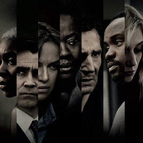 """""""Widows"""" Podcast Review w/ The Spectrum Lounge"""