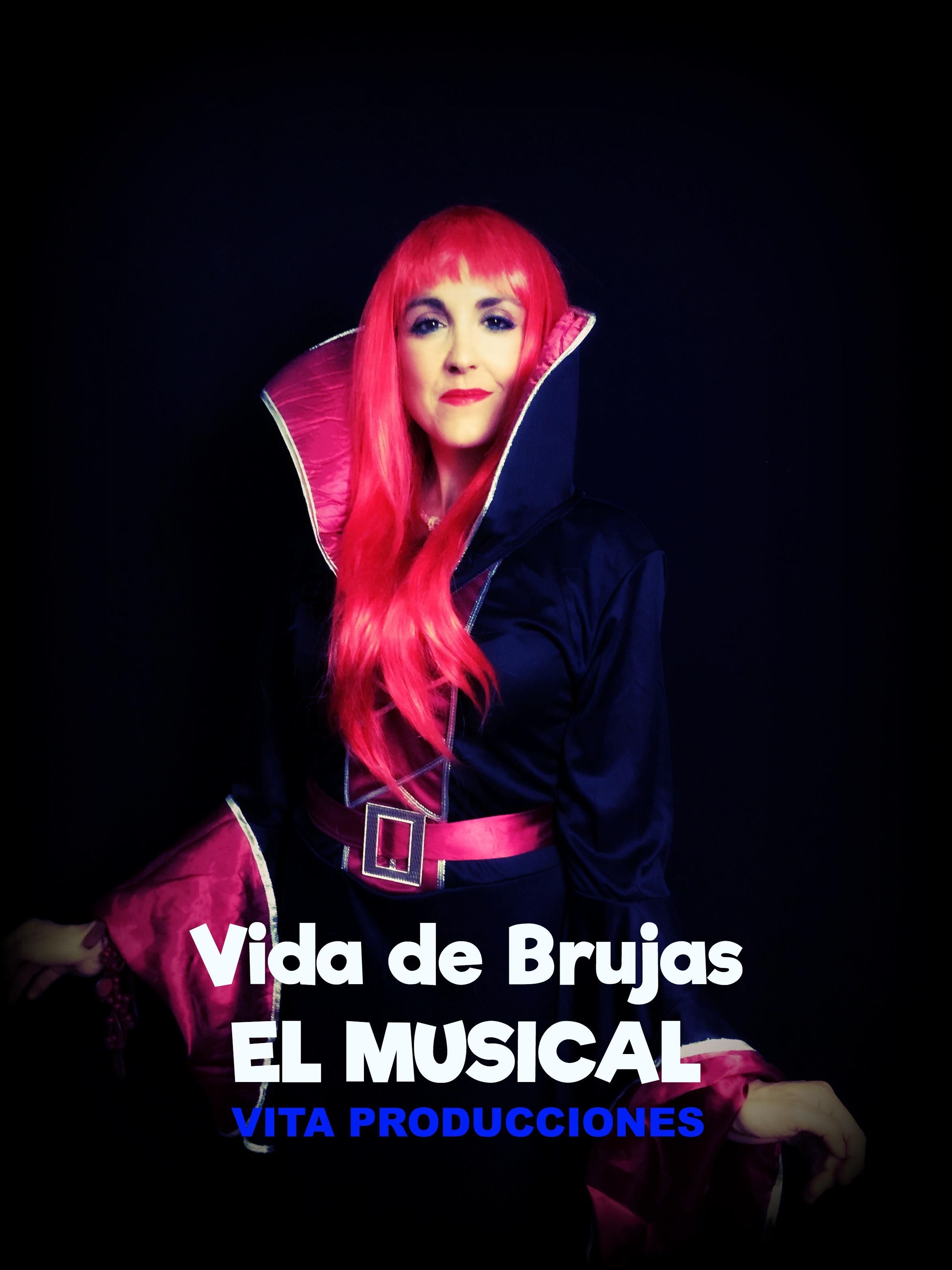 Vida de Brujas EL MUSICAL