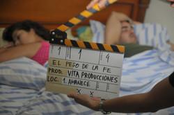 """Shortfilm """"Weight of faith"""""""