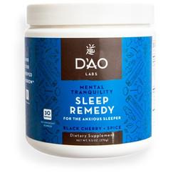 Sleep Remedy: Mental Tranquility