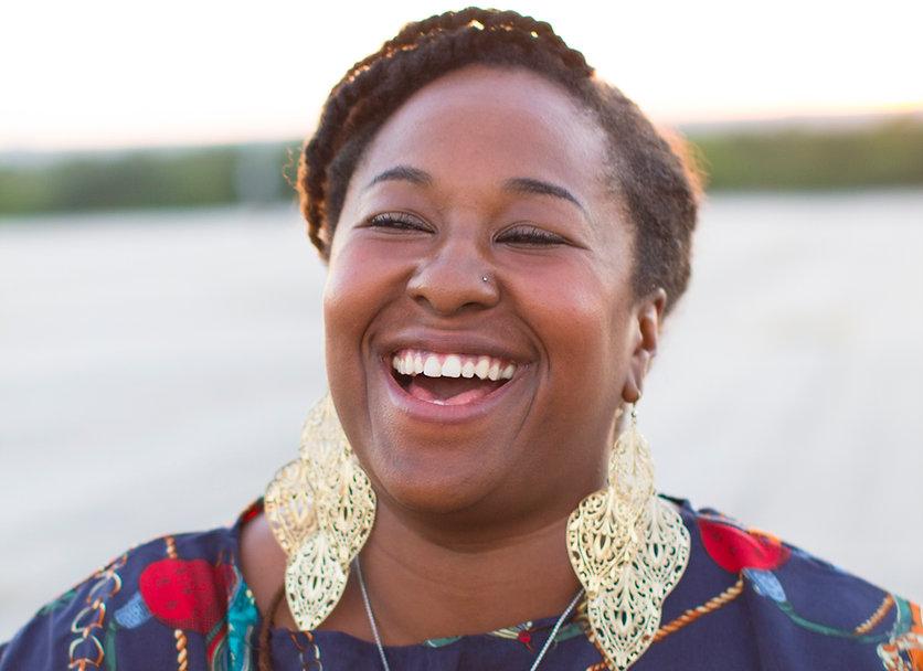 LaGina R. Harris, The Founder of The LaRae Infinity Brand. Woman