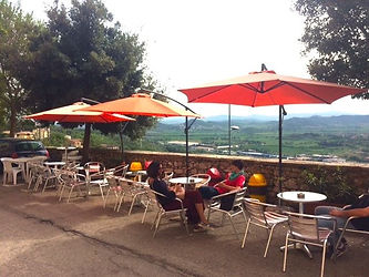 ACI6 Outside the Cafe in Corciano.jpg