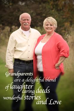 Grandparents Photography