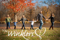 Family Outdoor Fall Photography