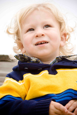 Toddler Portrait- ARichDesign