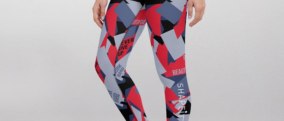Find Your Motivation exercise leggings. #FITGIRL
