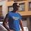 Thumbnail: Mens Blue   The Best Gains T-Shirt