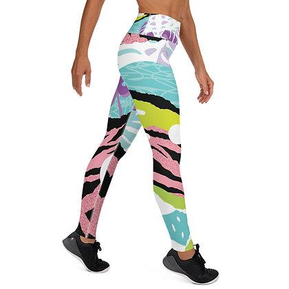 Spring Season exercise leggings. #FITGIRL
