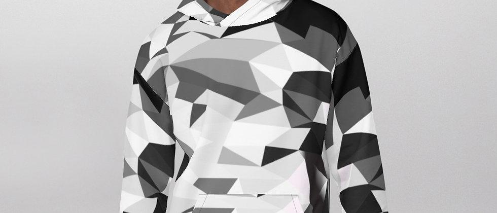Shapeit Geometric Premium Hoodie
