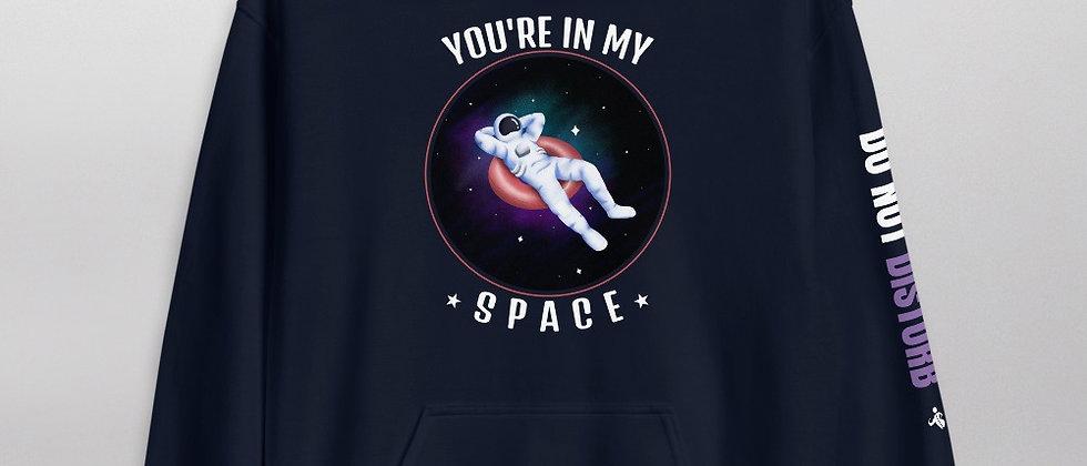 Navy Shapeit Hoodie | My Space