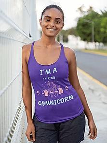 Shapeit gym & street wear tank top