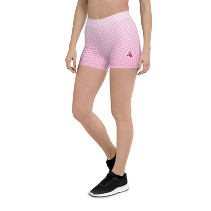 Passion Pink Booty Short