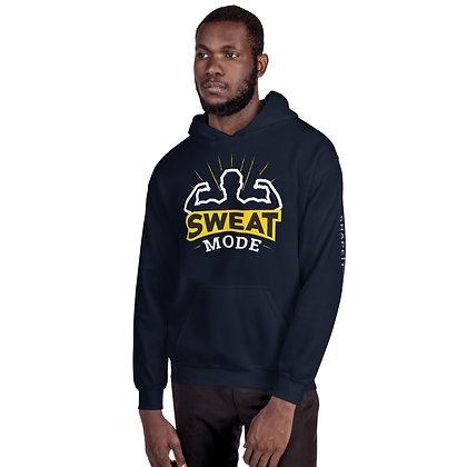 Navy Blue Shapeit Hoodie | Sweat Mode