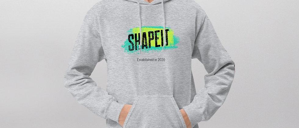 Sport Grey Shapeit Hoodie | Est 2020