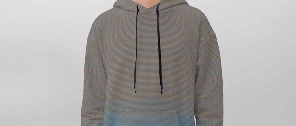 Shapeit Blue fade Premium Hoodie