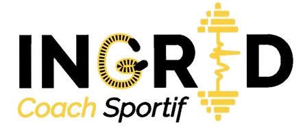 Ingrid Dijoux coach sportif La Reunion logo.