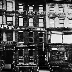 What was Tin Pan Alley?