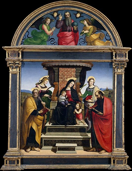 The Colonna Altarpiece