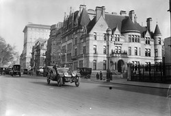 Who lived on Fifth Avenue?