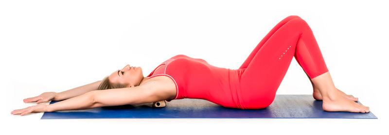 Упражнения - разгрузка и коррекция грудного отдела позвоночника