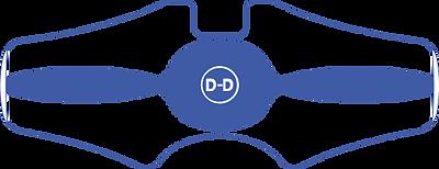 Corden - вершины грани D-D