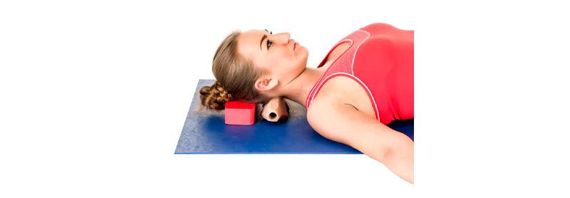 Упражнения - разгрузка и коррекция шейного отдела позвоночника