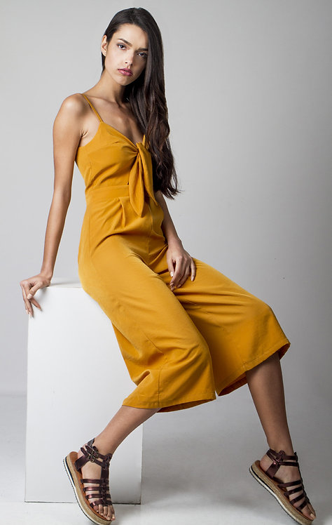 Knot jumpsuit (More Colors)