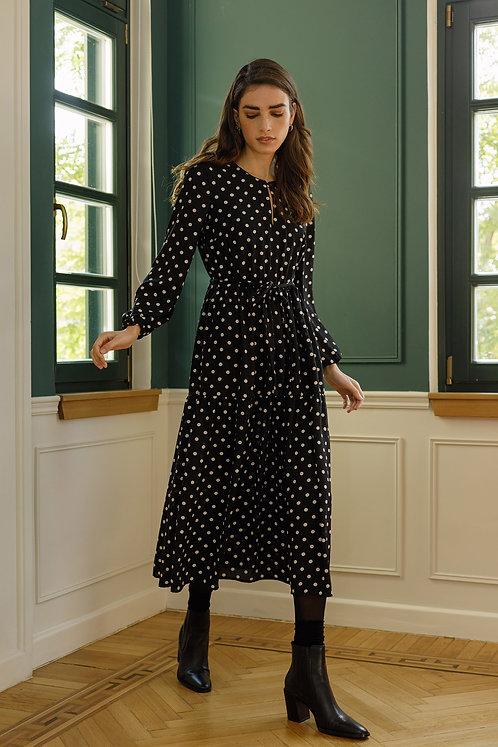 Mélanie Dress (Black)