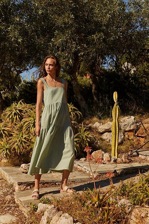 Valencia Dress (Mint)