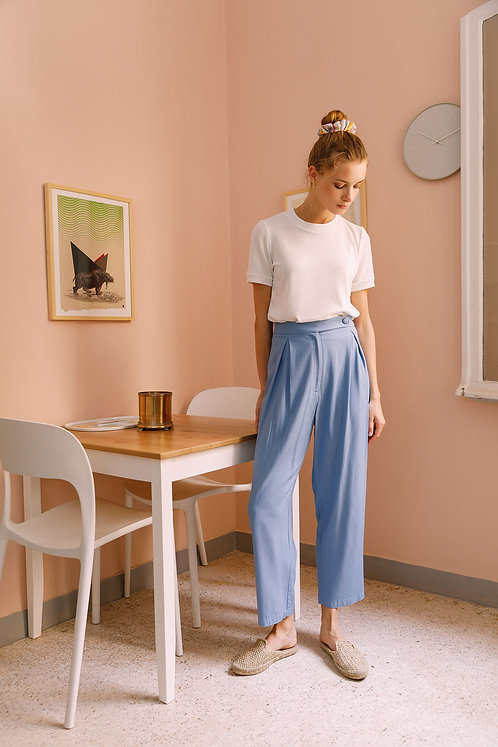 Margot Trousers (Blue)