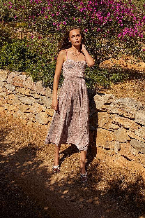 Naples Dress (Pink)