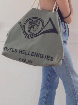 Colis Bag by Fotini Karagianni