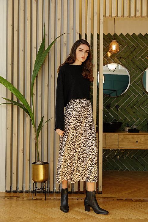 Camille Skirt (Olive Green)
