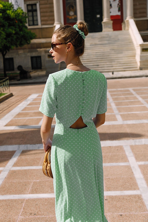 Monique Dress (Green)
