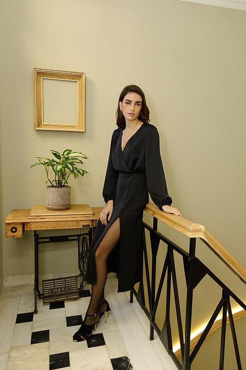Claire Dress (Black)