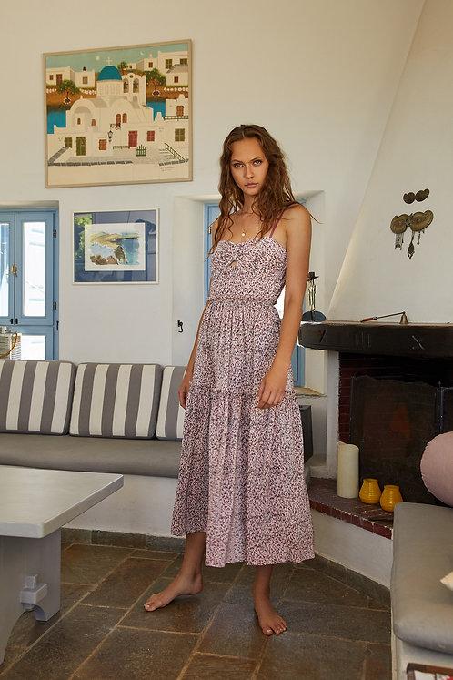 Málaga Dress (Pink)