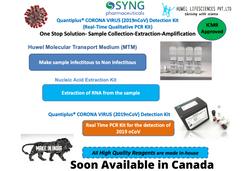 SYNG Pharma Huwel Life Sciences COVID19