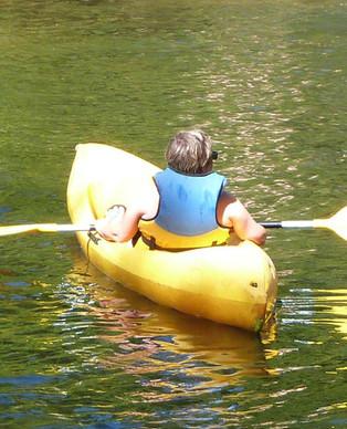 Balade au fil de l'eau en Périgord Ribéracois