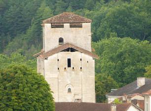 Les Églises forteresse du Périgord Ribéracois