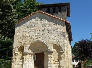 Les Églises avec portails remarquables du Périgord Ribéracois