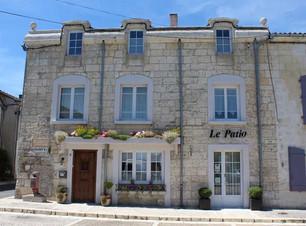 B&B Le Patio -La Tour Blanche