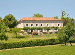 B&B Domaine de Puyrousse - Villetoureix