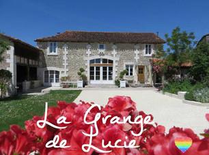 B&B La Grange de Lucie - Nanteuil-Auriac-de-Bourzac