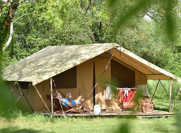 Lodge Camping du Petit lion