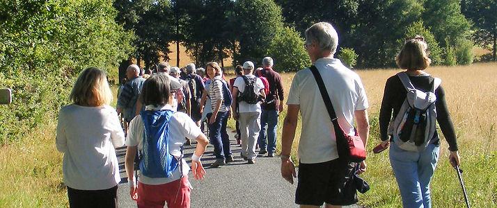 Randonnées Accompagnée en Périgord Ribéracois
