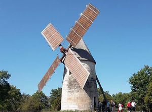Moulin des Terres Blanches - Périgord Ribéracois