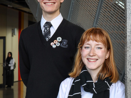 Young Scholars gain university experience - and credits - in Y13!