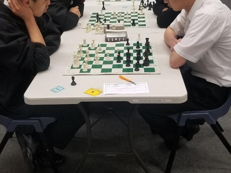 Avcol's chess champions best in the west!